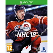 NHL 18 Xbox One Game