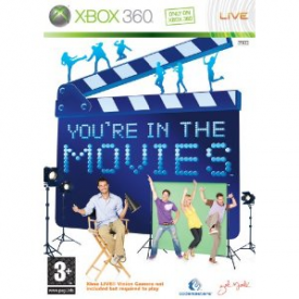You're In The Movies Solus Game Xbox 360 - Image 1