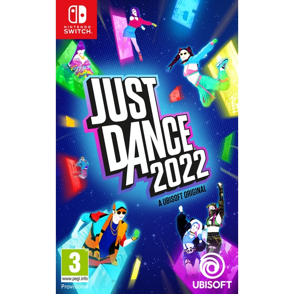 Just Dance 2022 Nintendo Switch Game