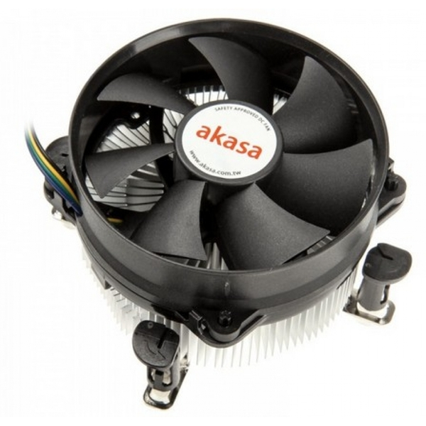 Akasa AK-959CU CPU Cooler Intel LGA775 and LGA1156
