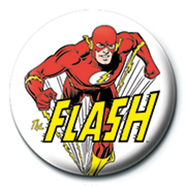 The Flash - Character Badge