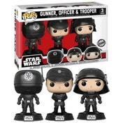 Death Star Gunner, Officer & Trooper 3 Pack (Star Wars) Funko Pop! Vinyl Figure