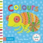 Colours by Emily Bolam (Board book, 2017)