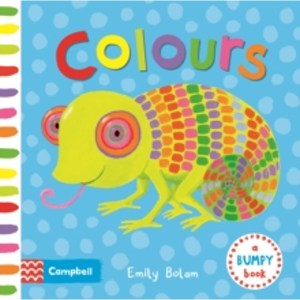 Colours (Bumpy Books) Board book