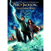 Percy Jackson And The Lightening Thief DVD