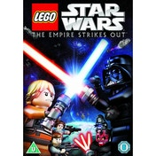 Star Wars Lego The Empire Stikes Out DVD