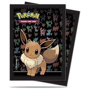 Ultra Pro Pokemon Eevee 65 Deck Protector Sleeves CDU (Case of 10)