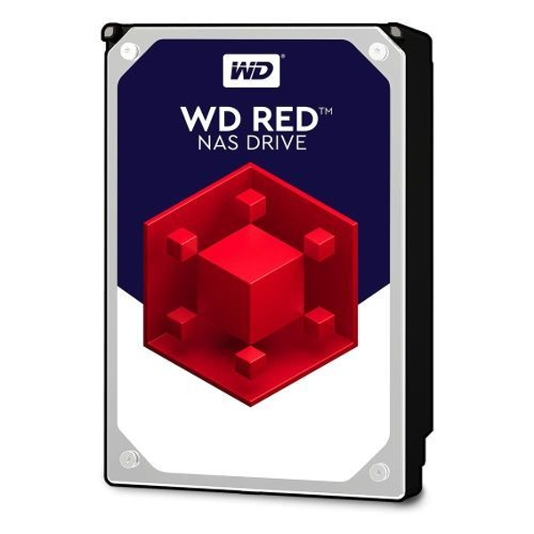 Western Digital 3.5 inch 2TB SATA3 Red Series NAS Hard Drive 5400RPM 256MB Cache