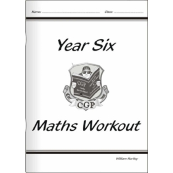 KS2 Maths Workout - Year 6 by William Hartley (Paperback, 2001)