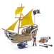 Pirates of the Carribean Jack Sparrow Pirate Ship - Image 2