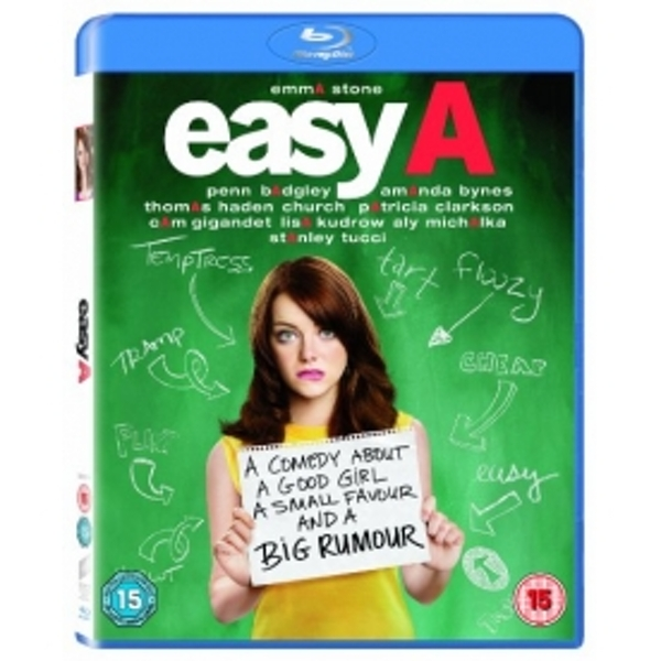 Easy A Blu-ray