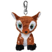 Lumo Stars Mini Keyring - Deer Dear Plush Toy