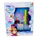 Disney Frozen My Creative Case with 30 Piece Creative Accessories Kit