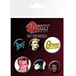 David Bowie Mix Badge Pack - Image 2