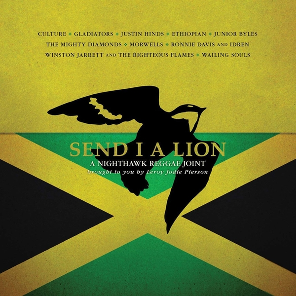 Various - Send I A Lion: A Nighthawk Reggae Joint Vinyl