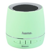 Hama Mobile Bluetooth Speaker, mint green