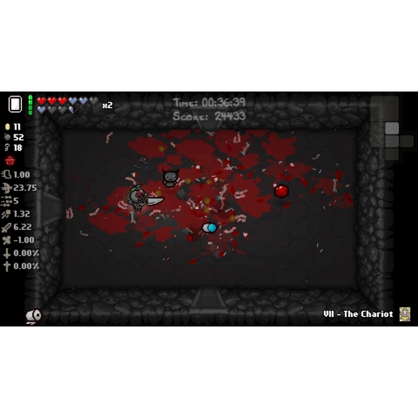 The Binding Of Isaac Afterbirth+ Nintendo Switch Game (Inc Bonus Items) - Image 3