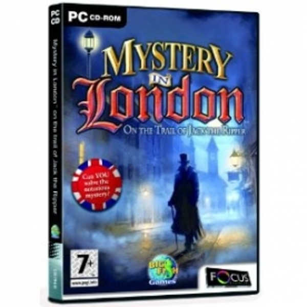 Mystery in London on the trail of Jack the Ripper Game PC