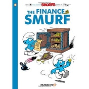 The Smurfs Graphic Novels Boxed Set: Vol. #16-18