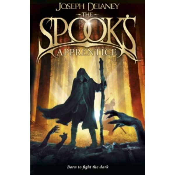 The Spook's Apprentice: Book 1 by Joseph Delaney (Paperback, 2014)