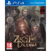 Zero Time Dilemma PS4 Game