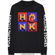 The Rolling Stones - Honk Album/Sleeves Men's Small Sweatshirt - Black