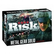 Ex-Display Metal Gear Solid Risk - Collector's Edition Board Game Used - Like New