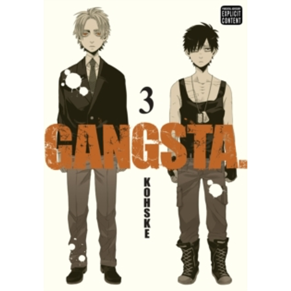 GANGSTA GN VOL 03 Paperback