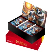 Force Of Will TCG Force of the Frozen Casket Boosters - Lapis Set 1 (36 Packs)