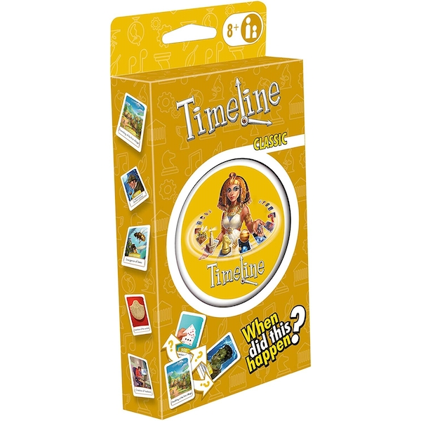 Timeline Classic Eco Blister Card Game