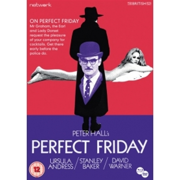 Perfect Friday Blu-ray & DVD