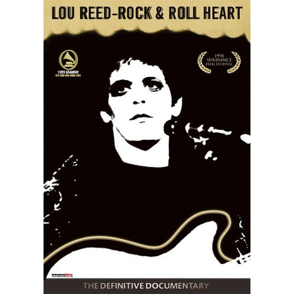 Lou Reed - Rock N Roll Heart DVD