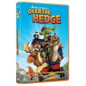 Over The Hedge DVD