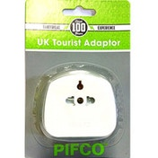 Value Range PIF2039 Travel Adaptor for Visitors to UK