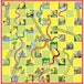 Galt Toys - Snakes and Ladders Ludo Game Set Board Game - Image 2