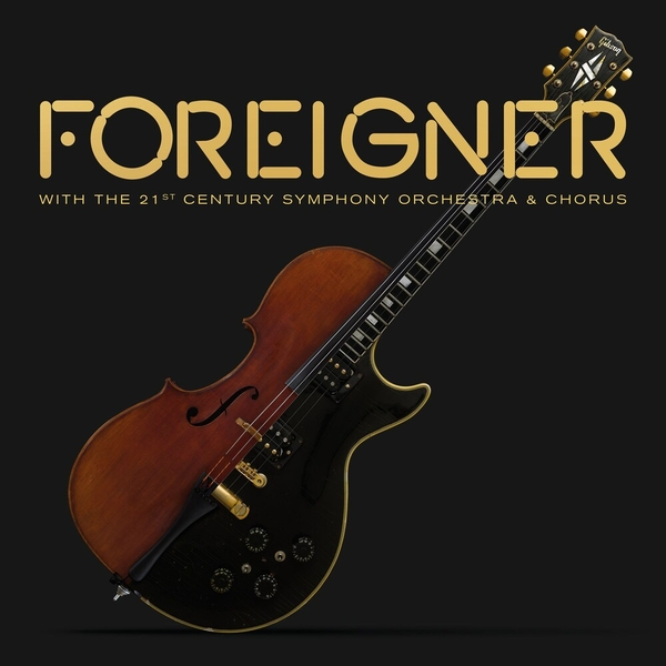 Foreigner With 21st Century Symphony Orchestra ‎– The Hits Orchestral Vinyl