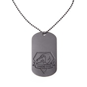 Metal Gear Solid - Diamond Dogs Dogtag