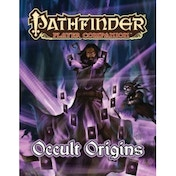 Pathfinder Companion Occult Origins