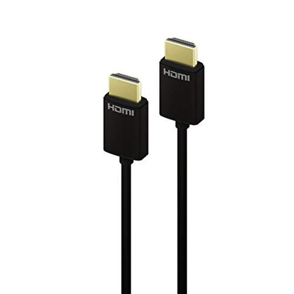 Image of ALOGIC High Speed HDMI Cable with Ethernet Ver 2.0 Male to Male - Carbon Series (1 M)