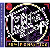 Various Artists - TOTP New Romantics Music CD