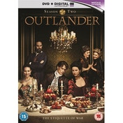 Outlander: Complete Season 2 DVD