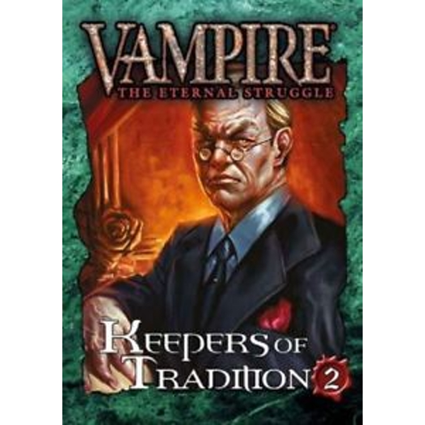Vampire: The Eternal Struggle: Keepers of Tradition Bundle 2 Expansion