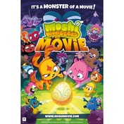 Moshi Monsters Movie One Sheet Maxi Poster