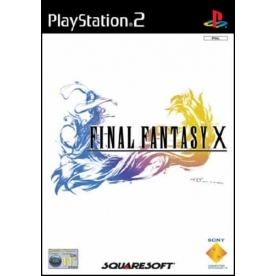 Final Fantasy X 10 Game PS2