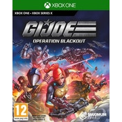 GI Joe Operation Blackout Xbox One Game