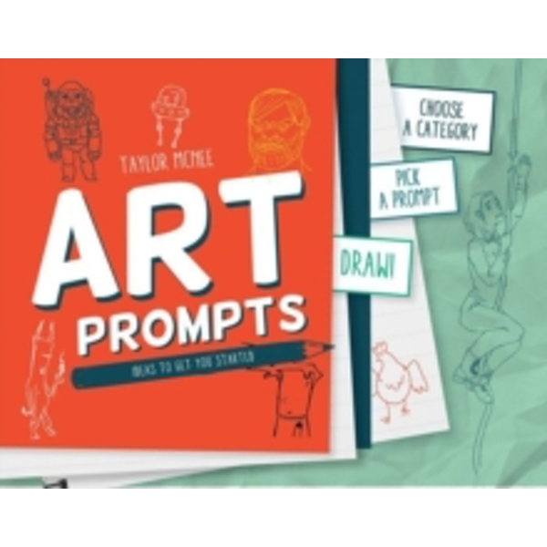 Artprompts : Choose a category, pick a prompt and draw!