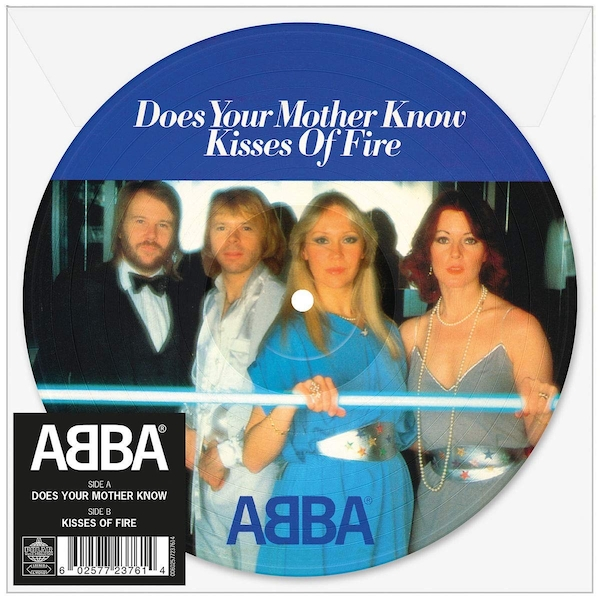 ABBA - Does Your Mother Know Vinyl