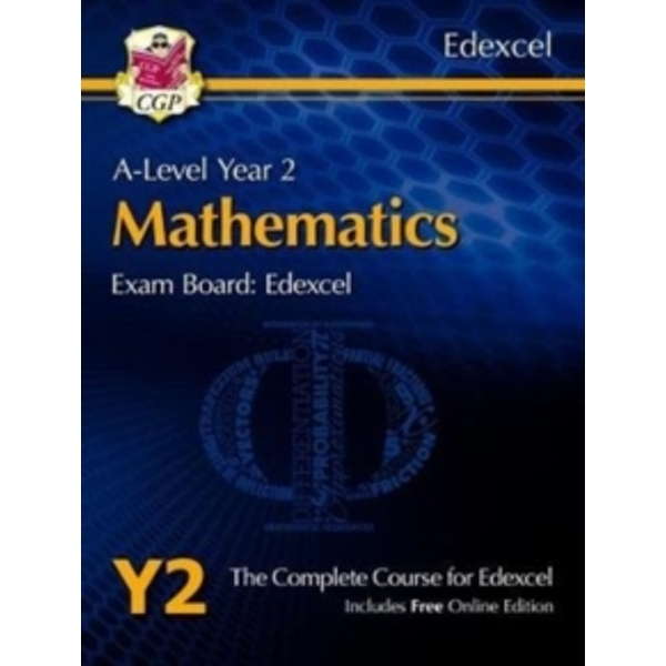New A-Level Maths for Edexcel: Year 2 Student Book with Online Edition