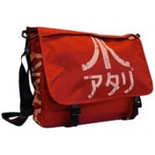 Atari Japanese Logo Messenger Bag Red
