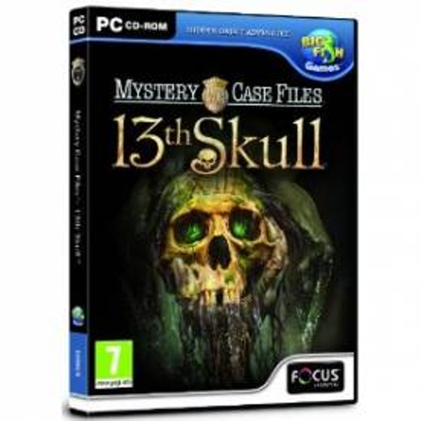 Mystery Case Files 13th Skull Game PC